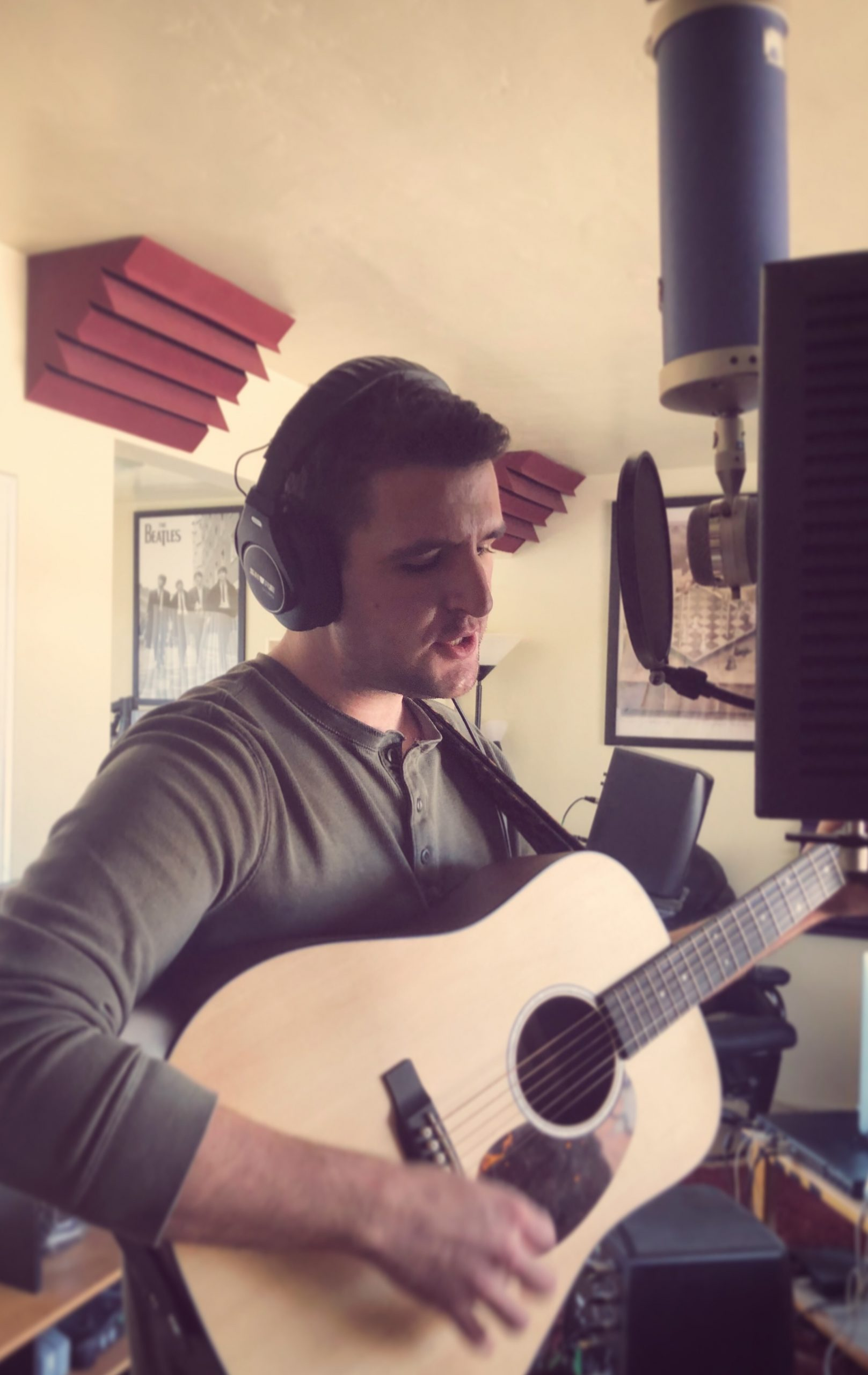 Josler Tudisco Recording At TwoCat Studios